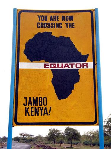 Kenya Equator