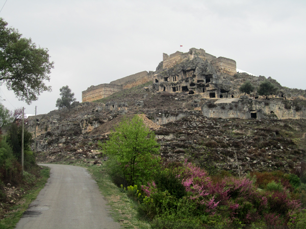 Turkish ruins