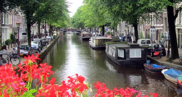 Amsterdam woonboten