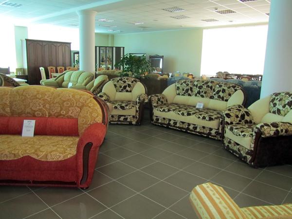 Chisinau furniture shop