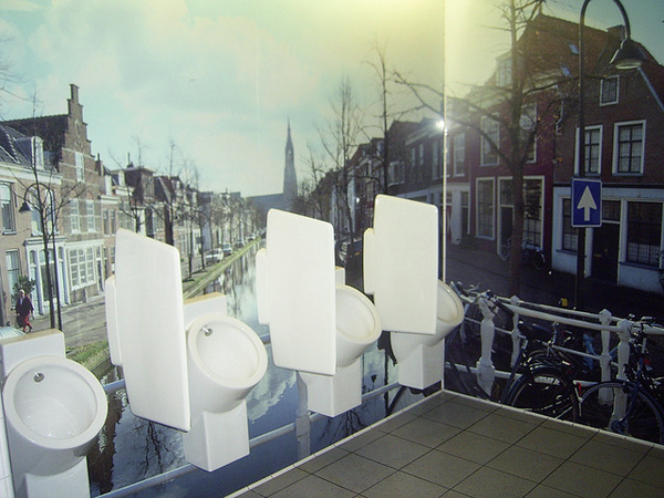 Dutch Toilets