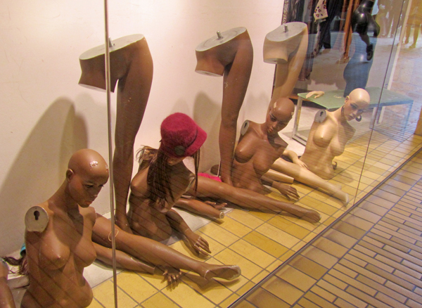 Amsterdam mannequin
