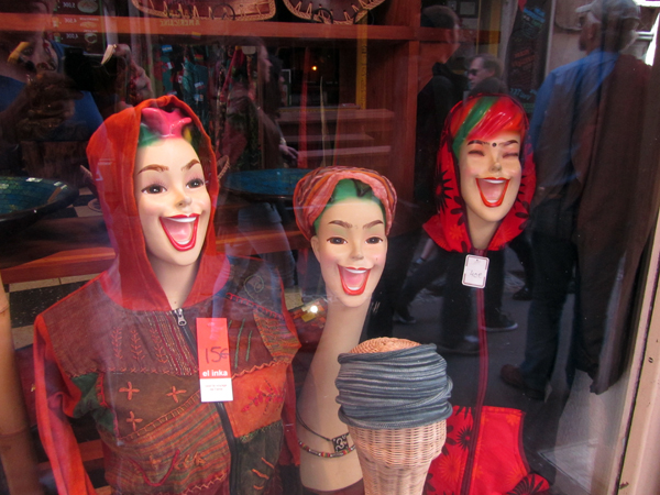 French mannequins