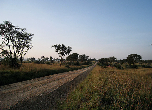 Uganda Road. Photo by Alexandra Mitchell