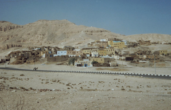 Palestinian village by Moochy-600x388