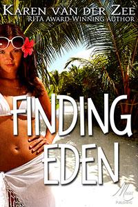 Finding Eden by Karen van der Zee