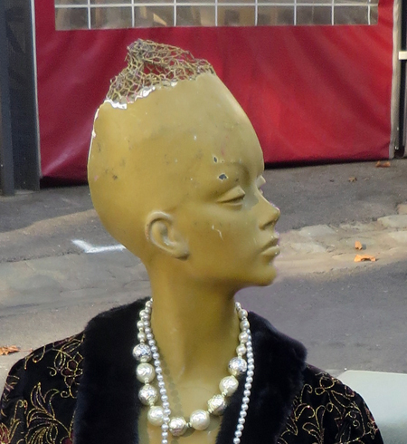 Mannequin with Brains